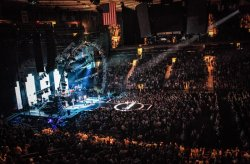 11.17.12 - Madison Square Garden, New York - Photo by Southern Reel